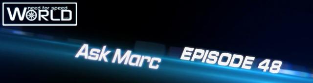 Ask Marc - Эпизод 48