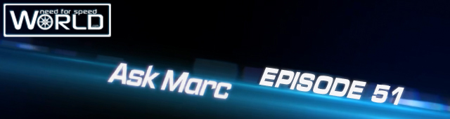 Ask Marc - Эпизод 51