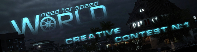 Creative Contest #1 - Вырази свою любовь к Need For Speed World