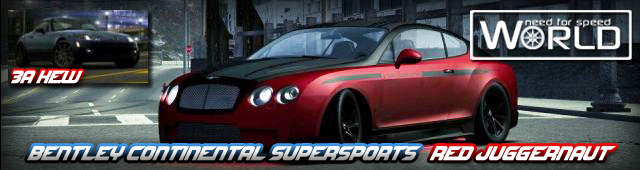 Bentley Continental Supersports 'Juggernaut' и Mazda MX-5!