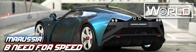 Marussia �������� � ����� Need For Speed.