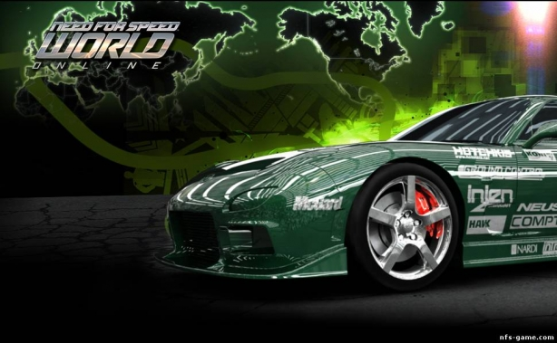 ������� Need for Speed World � �������