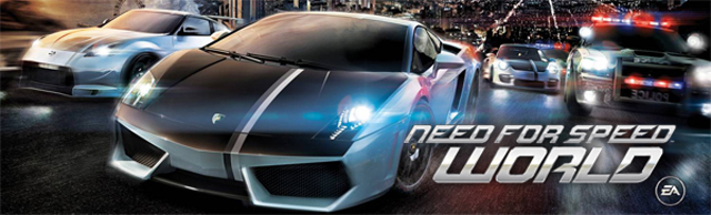 Need For Speed World - Multiplayer Racing Game